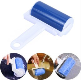 RolleR tool foR haiR online shopping - Reusable Washable Roller Dust Cleaner Lint Sticking Roller for Clothes Pet Hair Cleaning Household Dust Wiper Tools