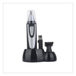 $enCountryForm.capitalKeyWord Australia - Nose Ear Hair Trimmer Shaver Clipper Cleaner for Unisex Professional Multifunctional Health Tool Fashion Protable Waterproof