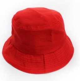 Green Wide Brimmed Hat UK - Summer new polyester lengthening embroidery big along the fisherman hat outdoor sunshade multi-color selection beach hat