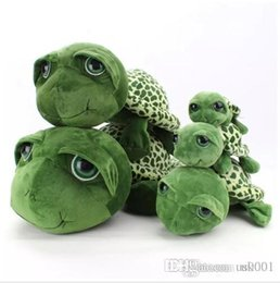 $enCountryForm.capitalKeyWord Australia - Beauty Big Eyes Green Turtle Plush Toys Cartoon Anime Small Turtle Stuffed Animals Toy Dolls Kids Birthday Christmas Gifts