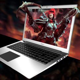 Intel Core Laptops Australia - Laptop P10 15.6 inch Intel i7-6500 Quad Core 2.5GHZ-3.1GHZ 128 256 512G SSD High speed Design Gaming Laptop Computer notebook