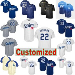 9c21f7d7c 22 Clayton Kershaw 27 Alex Verdugo Los Angeles Baseball Jersey Dodgers 42  35 Cody Bellinger 10 66 Yasiel Puig 5 Seager 10 Justin Turner
