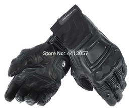 titanium gloves 2019 - NEW 2019 Dain Race Motorcycle Bike Motorbike Biking Racing Short Gloves Cycling equipment wristband titanium alloy off-r