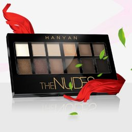 nude eyeshadow sale Australia - Hot Sale 3 Styles 12 Colors Matte Pigment Glitter Eyeshadow Palette Nudes Neutral Eye Shadow Palettes Makeup Set