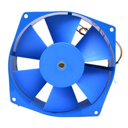 Free Cooling Fan Australia - ac Free shipping 200FZY2-D 21070 single flange AC axial fan cooling fan 220V 210*210X70mm