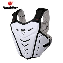 Off rOad mOtOrcycle jackets online shopping - HEROBIKER Motorcycle Jacket Body Armor Motorcycle Motocross Moto Vest Back Chest Protector Off Road Dirt Bike Protective Gear