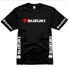 Woman Fans Australia - Wholesale New Summer for Suzuki fans T-shirt SUZUKI S car shop T-shirt short sleeved T shirt clothing T-shirt KK