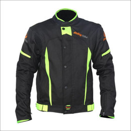 Suit Motorcycle Xxl Australia - new style Winter and Summer Styles Motorcycle cycling suit Suit Racing pants Waterproof against falling Motorcycle clothes
