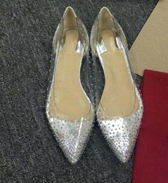 Yellow Glitter Pumps NZ - Designer Mesh Rhinestone High Heels Women Pointed Toe Heels Crystal bling Silver Shoes high heels pumps Party Wedding shoes hh32