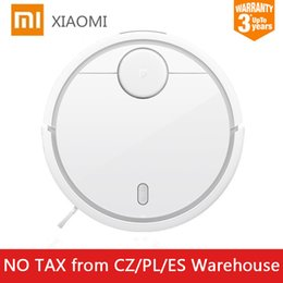 $enCountryForm.capitalKeyWord Australia - New Original Xiaomi Robot Vacuum Cleaner MI Robotic Smart Planned Type Automatic Sweeping with App Control Auto Charge