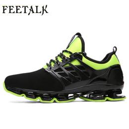 Rhythm shoes online shopping - Men Sport Running Shoes Music Rhythm Men Sneakers Breathable Mesh Outdoor Athletic Shoe Light Male Shoe Size Eu