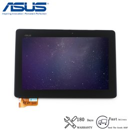 Touch Screen For Asus Memo Pad Australia - Original for For Asus MeMo Pad Smart ME301 ME301T K001 TF301T LCD Screen Display Touch Digitizer with Frame 5280N FPC-1