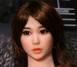 $enCountryForm.capitalKeyWord Australia - New Top Solid Silicone Head For Sexy Doll Japanese Love Dolls Heads Oral Adult Sex Toys For Men