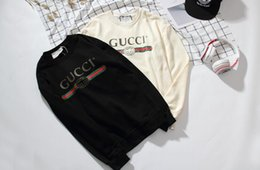 Fighting Australia - RT29 GUCCI YSL brand hoodies long sleeves fight color kanye west Men's Hoodies men and women loose couple sweater