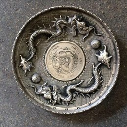 $enCountryForm.capitalKeyWord NZ - antique Guangxu period in ancient China dragon pattern plate