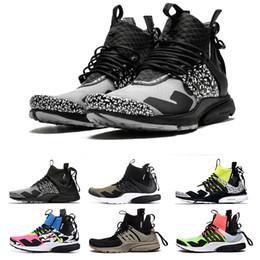a4153c47c0963 Zapatillas sneakers hombre online shopping - Mens ACRONYM X Presto Mid  Sneakers Shoe Prestos Sport Zapatillas