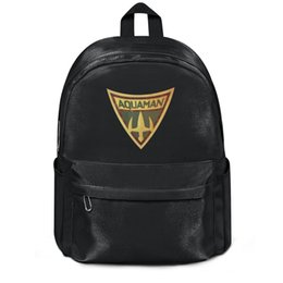 $enCountryForm.capitalKeyWord Australia - Package,backpack Aquaman The Brave and The Bold Batman Shield black fashion popularpackage daily limited edition Travel Beachbackpack
