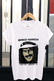"george t shirt 2019 - George Harrison Shirt Vintage T-shirt RALICE IN CHAINS ""TRI CELL"" BLACK T-SHIRT NEW OFFICIAL ADULT discount ge"