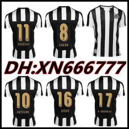 bb4aa10de 2019 2020 Santos FC Futebol Clube Soccer Jerseys 19 20 Santos Camisetas  CUEVR DODO RODRYGO SASHA away Football Shirt Kit Maillot