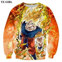 $enCountryForm.capitalKeyWord Australia - Yx Girl Brand Clothing Nice New Fashion Mens 3d Sweatshirt Anime Z Goku Print Men women Sweatshirt Fashion