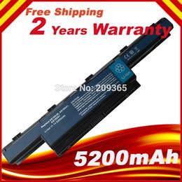Discount acer aspire v3 - 5200mAh Laptop Battery for Aspire E1 E1-571G V3 V3-471G V3-551G V3-571G V3-731 V3-771 V3-771G
