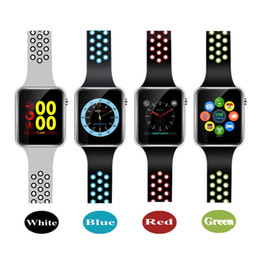 Smart Watch Capacitive Australia - M3 Smart Wrist Watch With 1.54 inch LCD OGS Capacitive Touch Screen Smartwatch SIM Card Slot Camera for Android Phone Watches