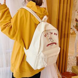 $enCountryForm.capitalKeyWord Australia - Women Pattern Printed Backpack Teenagers Girl Stylish School Bag Canvas Bookbag Best Sale-WT