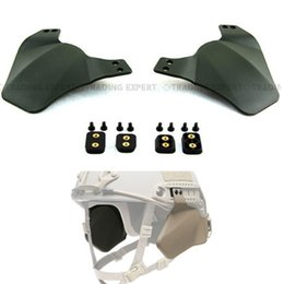 Discount rail systems - Side 2 Face Helmet Ear Cover Protection for Fast Mich OPS Helmet Rail System Cover
