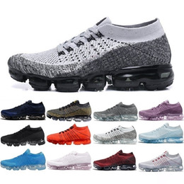 Discount rainbow shoes summer - Cheap Sale 2019 New 2018 Vapors Rainbow BE TRUE Gold White Red Pink Women Men Designers Air casual Shoes 36-45