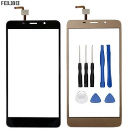 "touchscreen screen Australia - New 5.7"" For Leagoo M8 Pro Touch Screen Digitizer For Leagoo M8 Touch Panel Touchscreen Sensor Front Glass Repair Parts + Tools"