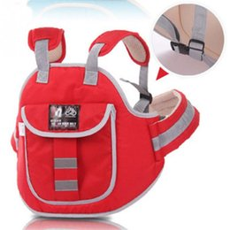 Back Seat For Motorcycle Australia - Hot Sale Kids Cycling Safety Accessory Adjustable Child Safety Seat Belt with Lock for Bicycle Motorcycle Cycling Baby-care #167531
