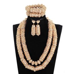 937caf17e4 Bridal accessories duBai online shopping - Superior Copper Gold Beads  Accessory Jewelry Sets Big Heavy Dubai