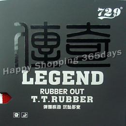$enCountryForm.capitalKeyWord NZ - Original RITC 729 Friendship LEGEND medium pips-out table tennis   pingpong rubber with sponge