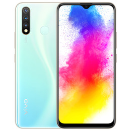 Original VIVO Z5i 4G LTE Mobile Phone 8GB RAM 128GB ROM Snapdragon 675 Octa Core Android 6.53 inch 16MP Face ID Fingerprint Smart Cell Phone on Sale