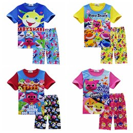 Quality Infant Kids Boys Girl Cothes Sets Sleepwear Nightwear Pjs Pyjamas Tops Pants Solid Color Casual 0-24m Excellent In