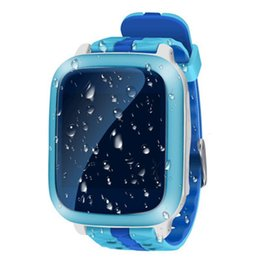 Waterproof Wrist Watches Australia - Ds18 Intelligence Children Location Telephone Wrist Watch Gps Location Waterproof Defence Fall Factory