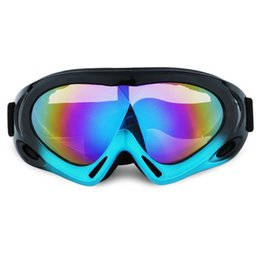 $enCountryForm.capitalKeyWord UK - Unisex Outdoor Cycling Mountaineering Skiing Anti-UV Cycling, Mountaineering, Big-Frame Goggles TPU Fashion