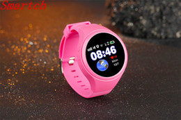 G Smart Watches Australia - Smartch T88 Smart Watch GPS WIFI LBS AGPS Tracking Children Elder Smartwatch SOS Passometer G-sensor Watch for Ios Android For B