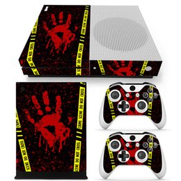 $enCountryForm.capitalKeyWord Australia - Fanstore Skin Sticker Protector Cover for Xbox One S Console and 2 Remote Controller Popular Design
