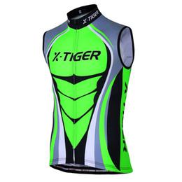 $enCountryForm.capitalKeyWord UK - X -tiger Summer Mouwlless Bikes Vest Racing Bikes Clothing Mtb Bikes Clothing Hombre Maillot Roupa Cyclism Wheels