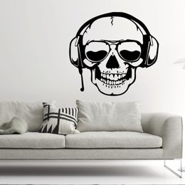 $enCountryForm.capitalKeyWord Australia - 20190621 Halloween Headphones Skull Shop Ghost House Cinema Decoration Living Room Point Background