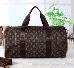 ea569a937 2019 nueva venta caliente bolsa de viaje de gran capacidad mano unisex  propuesta mal paquete de equipaje de negocios bolsa de deporte corta  distancia moda ...