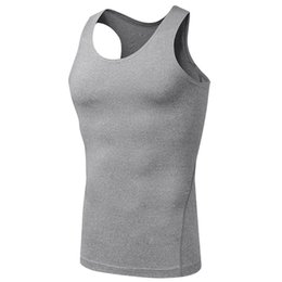 Mixed Tank UK - top sports wear for women gym shirt tights man sports fitness wear for men gym tops tops tank tops#P58