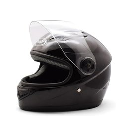 Wholesale racer cycle online – design Universal Motorcycle Clear Visors Full Helmet Personality For Men And Women Cycling Safety Helmet Cafe Racer Moto Accessories