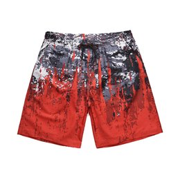 Men's Clothing Fashion Style 2018 Men Casual Short Trouser Shorts Pants3d Stars Printed Beach Work Casual Board Shorts Pants