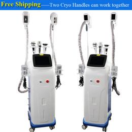 Tripolar laser online shopping - cold laser light cryolipolysis cold body shaping machine cavitation multipolar tripolar radio frequency lipolaser cavitation machine