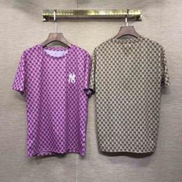 Silk Cotton Material Australia - 2019 t shirts for mens 100% Casual Clothes Material medusa Clothes Natural Silk Classic Beachwear Short Sleeve For Mens Polo Shirt