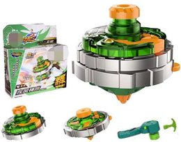 $enCountryForm.capitalKeyWord NZ - New Battle Beyblades Metal Fusion Hypervariable warfare magic revolving body Changeable Gyro Launcher holy flame red dragon combat suit toys