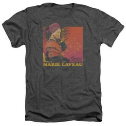 $enCountryForm.capitalKeyWord Australia - American Horror Story Marie Laveau GENUINE LUSummerY CHARM Heather T-Shirt All Sizes