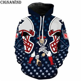 China New Cool England PATRIOTS ATLANTA BRONCOS hoodie 3D print men women Hoodies fashion Sweatshirts hip hop sweatshirt streetwear supplier england patriots suppliers